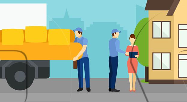 شركة نقل عفش بالدمام | القطيف | الخبر | الجبيل