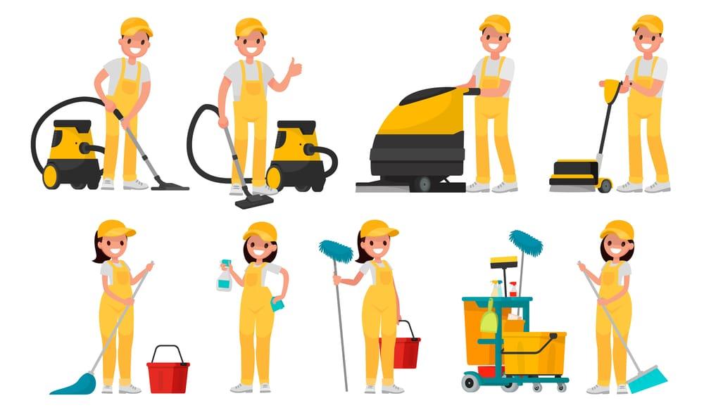 شركة WE للخدمات المنزلية